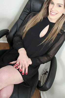 Samantha is brand new, French Canadian, and extremely hot. She`s only 22 and never had her pictures taken before so of course she was very nervous.